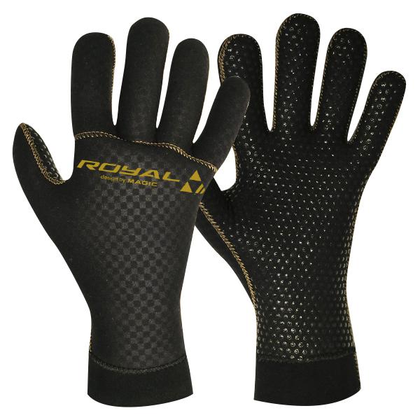 Royal Hybrid Glove